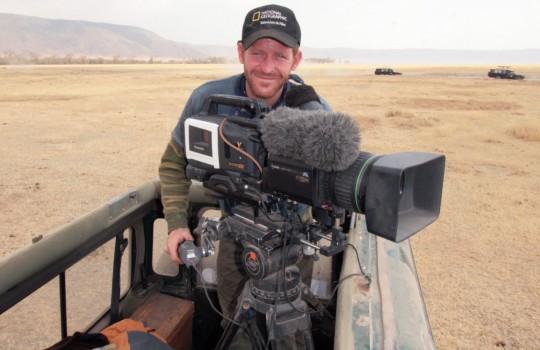 Filming in TZ0373
