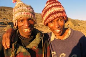 happy porters!